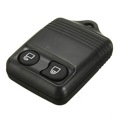 voordelige Auto-interieur accessoires-2 knoppen externe sleutel vervangende shell case voor Ford Explorer ontsnapping