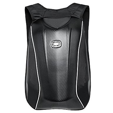 voordelige Auto-interieur accessoires-motorfiets rugzak koolstofvezel motorcross rijden racen opbergtas