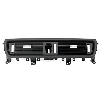 voordelige Auto-interieur accessoires-console middenrooster dashboard ac luchtverwarmer ontluchting voor BMW 5-serie 520 525 528 535