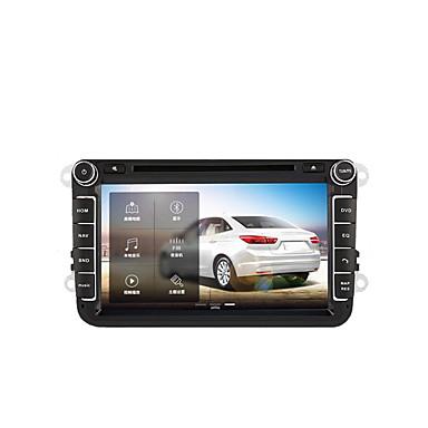 voordelige Automatisch Electronica-8 inch massa-navigatie geïntegreerde machine volkswagen auto navigatie dvd-speler