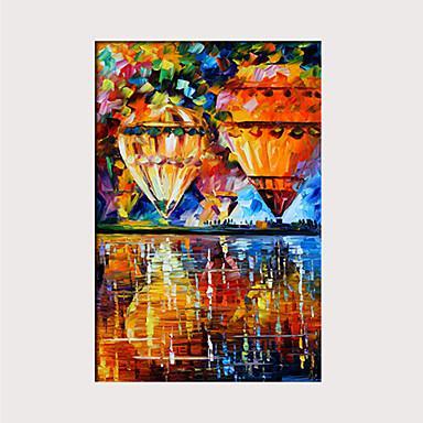 billige Trykk-Trykk Valset lerretskunst - Still Life Reise Moderne Kunsttrykk