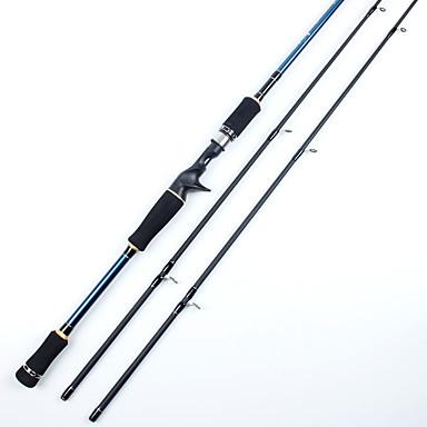 Fishing Rod + Reel صب قضيب 1.8/2.1/2.4/2.7/ متوسط الثقل (MH) الصيد البحري طعم الاسماك صيد الأسماك الغزلي / صيد الكالماري / إغراء الصيد / الصيد العام