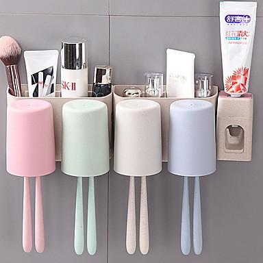 כלים יצירתי / מודרני, חדשני מודרני עכשווי עמ' 3pcs - כלים מברשת שיניים ואביזרים
