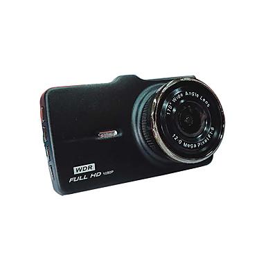 billige Bil-DVR-btutz LCD 1080p Full HD Bil DVR Bred vinkel CCD 3 tommers LCD Dash Cam med G-Sensor / Parkeringsmodus / Loop-opptak Bilopptaker