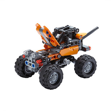 GUDI אבני בניין 139 pcs תואם Legoing עבודת יד אינטראקציה בין הורים לילד מכונית מטפסת כל צעצועים מתנות