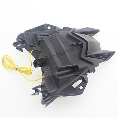 1pcs אופנוע נורות תאורה LED תאורת עבודה / אורות בלימה עבור אופנועים