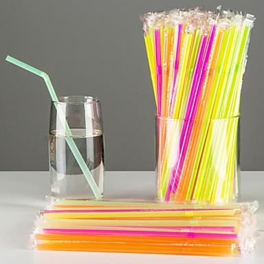 povoljno Dom i vrt-Drinkware Slamke PP (Polipropilen) Slatko Ležerno / za svaki dan