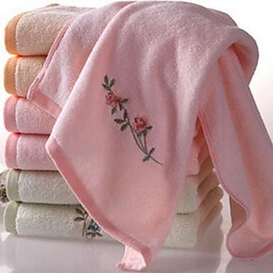 איכות מעולה סט מגבות אמבטיה, פרחוני כותנה טהורה חדר אמבטיה 1 pcs