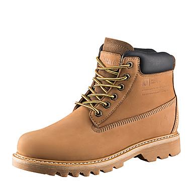 SCALER® בגדי ריקוד גברים נעלי טיולי הרים נושם נגד החלקה נוח נסיעות הליכה מבוגרים