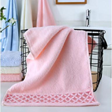 איכות מעולה מגבת רחצה, גיאומטרי כותנה טהורה 1 pcs