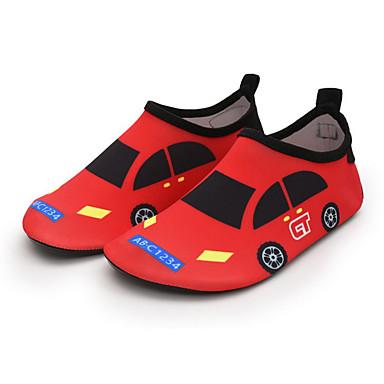 בנים / בנות נוחות סינטטיים נעלי אתלטיקה פעוט (9m-4ys) / ילדים קטנים (4-7) אדום / כחול קיץ