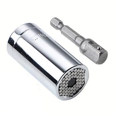 povoljno Alat za nuždu-7-19mm univerzalni podesivi okretni moment ratchet ključ za ključevi set ključ s više funkcija
