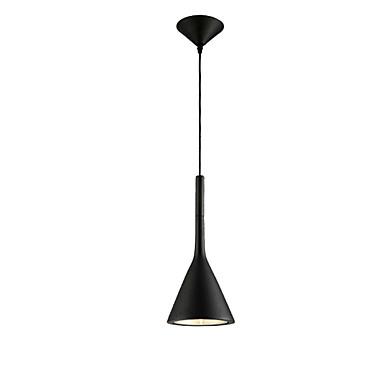 QINGMING® El Feneri / Mini Avize Lambalar Aşağı Doğru Eloktrize Kaplama Metal Mini Tarzı 110-120V / 220-240V