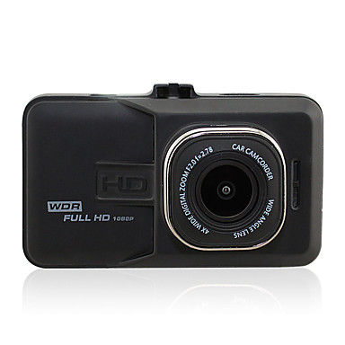 levne Videorekordéry do auta-3,0 palcový displej fh06 plné jasné HD 1080p auto rekordér 140 kamer dvr