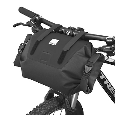 abordables Sacoches de Vélo-7 L Sacoche de Guidon de Vélo Etanche Portable Vestimentaire Sac de Vélo TPU 600D Polyester Matériau imperméable Sac de Cyclisme Sacoche de Vélo Cyclisme Vélo Cyclisme