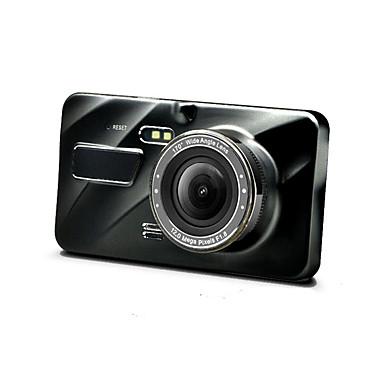 voordelige Automatisch Electronica-4-inch cam dual lens auto camera recorder 1080p voorste achter dubbele opname auto omkeren afbeelding