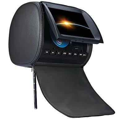 xd / xm-999 9-дюймовый подголовник DVD-плеер и монитор одной пары для универсального