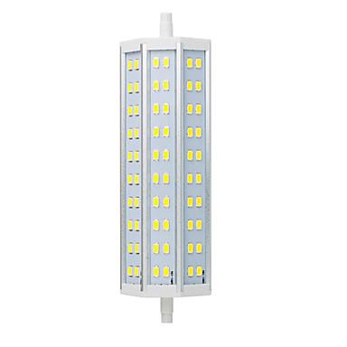 abordables Ampoules électriques-1 set 18 W Ampoules Maïs LED 300 lm R7S T 60 Perles LED SMD 5730 Intensité Réglable Design nouveau Blanc Chaud Blanc 85-265 V