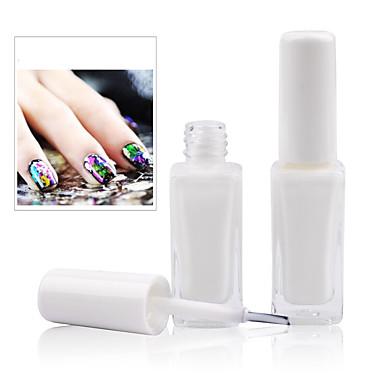 voordelige Nagelgereedschap & Apparatuur-10 ml nail art lijm gel voor adhesive ster galaxy folie transfer sticker tips decoratie diy salon manicure gereedschap