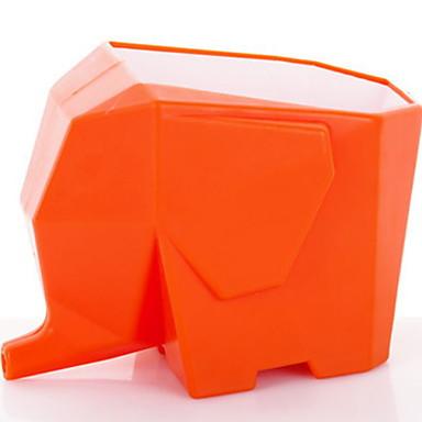Plastikler Yaratıcı Ev organizasyon, 2pcs Kalem Tutucuları & Kılıflar