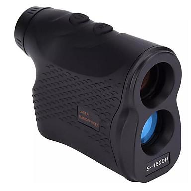 voordelige Waterpasinstrumenten-lr1500h 1500 m digitale laser afstandsmeter afstandsmeter handheld monoculaire golf jacht afstandsmeter snelheid hoek hoogte meting