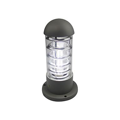 abordables Éclairage Extérieur-lumières de pelouse menées de lampe de pelouse ont mené l'éclairage extérieur imperméable de réverbère / cour / jardin / mur extérieur
