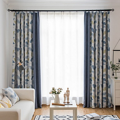 Europska Zamračenje Dvije zavjese Zavjesa Djevojke Soba   Curtains