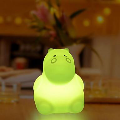 1pc LED לילה אור USB יצירתי <=36 V