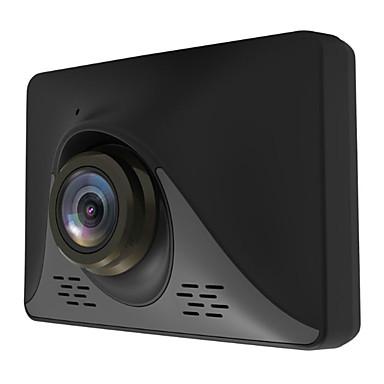 abordables DVR de Voiture-HY10 1080p Full HD / avec caméra arrière DVR de voiture 170 Degrés Grand angle CMOS 3.2 pouce Dash Cam avec G-Sensor / Mode Parking / Détection de Mouvement Enregistreur de voiture