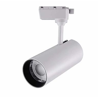 1pc 20 W 1500 lm 1 LED Boncuklar Kolay Kurulum Takip Işıkları Sıcak Beyaz Serin Beyaz Doğal Beyaz 220-240 V Ticari Ev / Ofis