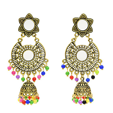 voordelige Dames Sieraden-Dames Druppel oorbellen Retro Pakket oorbellen Sieraden Goud / Zilver Voor Dagelijks 1 paar