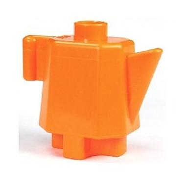 voordelige 3D-puzzels-Legpuzzels 3D-puzzels / Houten puzzels Bouw blokken DIY Toys Theepot Hout Zilver Modelbouw & constructiespeelgoed