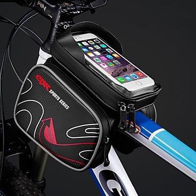 abordables Sacoches de Vélo-Sac de téléphone portable 6 pouce Cyclisme pour Cyclisme Autres similaires Taille Téléphones Bleu Rouge Vert Vélo de Route Cyclisme / Vélo Cyclotourisme