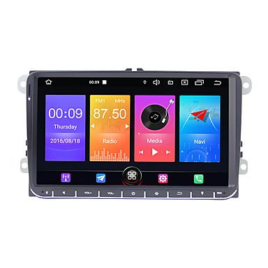 voordelige Automatisch Electronica-winmark wt9028s 9 inch 2 din android 9.0 touchscreen / gps / ingebouwde bluetooth voor volkswagen rca / microusb / bluetooth ondersteuning mpeg / mov / dat mp3 / wma / wav gif / bmp / png