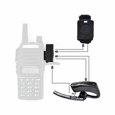 walkie talkie Bluetooth headset for baofeng hytera tyt 365 wanhua wouxun