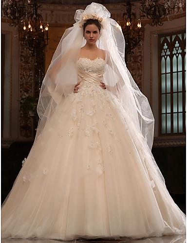 6716309da Jennene- فساتين زفاف 2012 (أبيض - وردي - عاجي - شمبانيا) أورجانزا ...