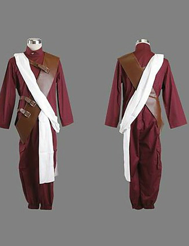 cheap Anime Costumes-Gaara 3th Edition Cosplay Costume