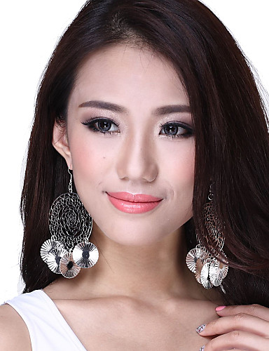 Performance Dancewear Alloy Belly Dance Earrings For Ladies(A Pair)