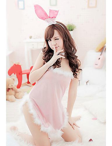 Yipinxiu Women's Sexy Bunny Girl Nightwear