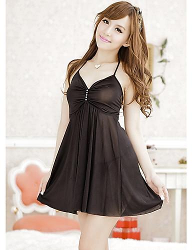 SexyMore Strap Black Lace Sheer Rückenfrei Sexy Lingerie
