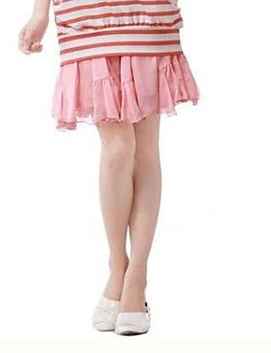 Жен. Классический и неустаревающий Платье - Сплошной цвет, Классический