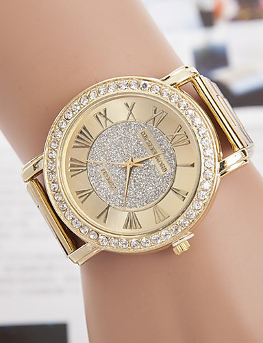 Z.xuan Women's  Steel Band Analog Quartz Casual Watch Cool Watches Unique Watches Strap Watch