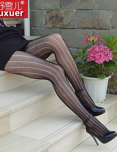 Női Pamut Ultra szexi Hálóruha Egyszínű