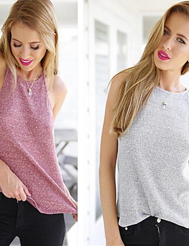 Καθημερινά Λουριά - Αμάνικο - T-shirt - ΓΥΝΑΙΚΕΣ ( Ρεγιό )