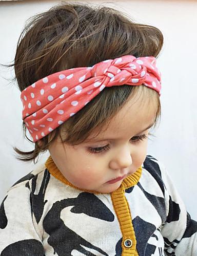 Toddler Girls' Cotton Hair Accessories / Cotton / Hair Accessories / Headbands / Toddler