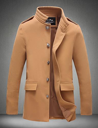 Men's Slim Jacket Stand