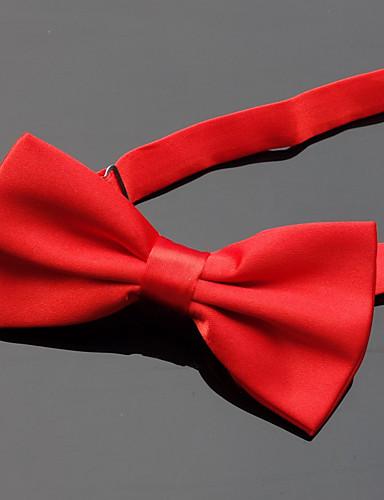 Χαμηλού Κόστους Αντρικές Γραβάτες & Παπιγιόν-Ανδρικά Μονόχρωμο Πάρτι / Βασικό Γραβάτα
