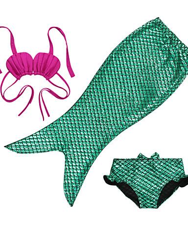 Sous-vêtements Plage Couleur Pleine-Polyester-Eté-Sans Manches Motif Animal