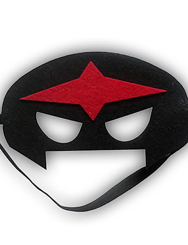 Piger / Drenge Maske Alle årstider-Polyester-Sort
