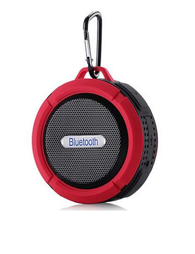 Outdoor Shower waterproof water resistant Mini Portable Bult-in mic  Bluetooth 2.1 Wireless bluetooth speaker Black Orange Red Green Blue 56b1c9253c971
